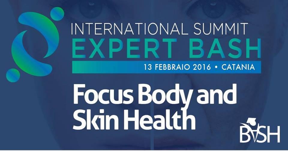 International Summit Expert BASH - Bellezza e benessere corpo per medici estetici a Catania